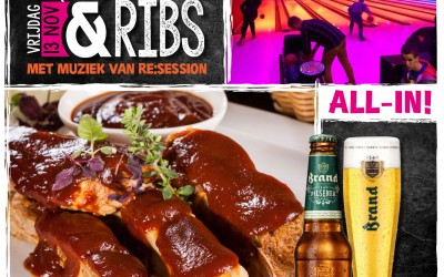 Strikes & Ribs